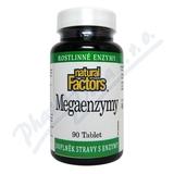 Mega Enzymy tbl. 90 Natural Factors