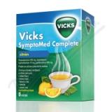 Vicks SymptoMed complete citrón por. plv. sol. 5