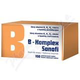 B-komplex Zentiva por. tbl. flm. 100 Glass