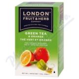 Čaj LFH zelený s pomerančem 20x2g n. s.