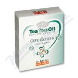 Tea Tree Oil kondomy 3ks Dr. Müller