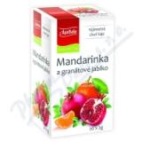 Apotheke Mandarinka a granát.  jablko čaj 20x2g