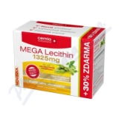 Cemio MEGA Lecithin 1325mg cps. 100+30