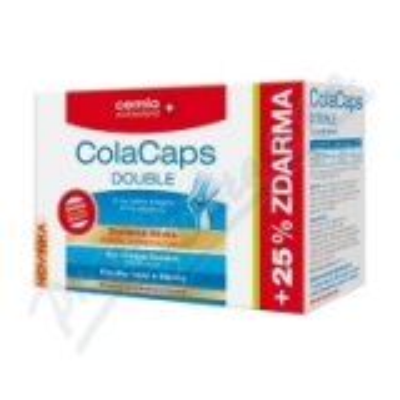 Cemio ColaCaps DOUBLE s vit. C cps. 60+15
