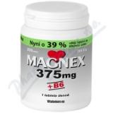 Magnex 375 mg +B6 tbl. 250