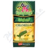 VitaHarmony Chlorella 500mg tbl. 90 100% organická