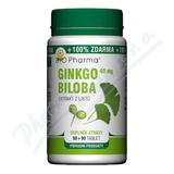 Ginkgo Biloba 40mg tbl. 90+90 Bio-Pharma