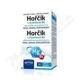 Biotter Hořčík 125mg s vitamínem B6 tbl. 50