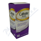 Caltrate Plus por. tbl. flm. 90