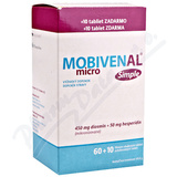 Mobivenal Micro Simple tbl. 60+10