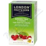 čaj LFH zelený s višní 20x2g n. s.