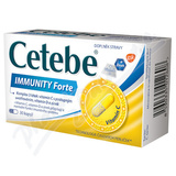 Cetebe IMMUNITY Forte cps. 30