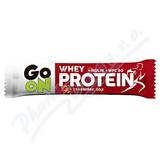GO ON Proteinová tyčinka s brusinkami a goji 50g