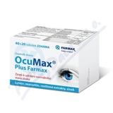 Ocumax Plus Farmax tob. 40+20 zdarma