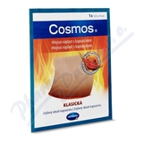 COSMOS hřejivá náplast s kaps.  12. 5x15cm klas.  1ks