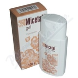 Micetal 10mg-g gel 100g