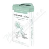 Biovitality Detoxikace+játra bylinná směs tob. 60