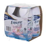Ensure Plus Advance jahodová příchuť 4x220ml