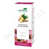 AROMATICA Echinacea se zázvorem bylin. kapky 50ml