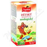 Apotheke Dětský čaj BIO urologický 20x1. 5g n. s.