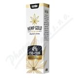 CBD+CBDA 4% konopný olej Hemp Gold 10ml