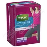 Depend Active-Fit inkont. kalh. ženy vel. L 8ks