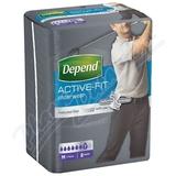 Depend Active-Fit inkont. kalh. muži vel. M 8ks