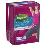 Depend Active-Fit inkont. kalh. ženy vel. M 8ks