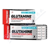 NUTREND Glutamine compressed cps. 120