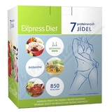 Express Diet Protein dieta 7 instantních jídel