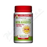 Beta Karoten 6mg+Pantenol 10mg+PABA 10mg tob. 30+9
