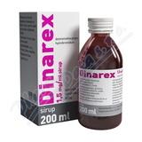 DINAREX 1. 5mg-ml por. sol.  1x200ml I