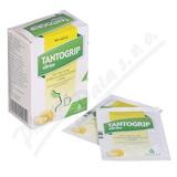 Tantogrip citrón 600mg-10mg por. plv. sol. scc. 10