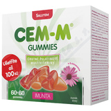 CEM-M gummies Imunita tbl. 60+60 Dárk.  2019