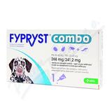 FYPRYST combo 1x2. 68 spot-on pro psy 20-40kg
