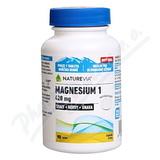 Swiss NatureVia Magnesium 1 420mg tbl. 90
