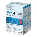 eye q žvýkací jahodová příchuť tob. 180