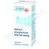 Natrium phosphoricum DHU D5-D30 tbl. nob. 200