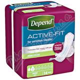 Depend Active-Fit Mini inkont. vložky ženy 14ks