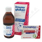 Imunoglukan P4H 250ml +Imunoglukan P4H 10cps navíc
