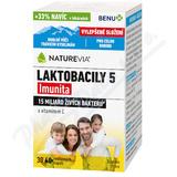 Swiss NatureVia Laktobacily 5 Imunita cps. 40 Benu