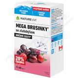 Swiss NatureVia Mega brusinky cps. 60