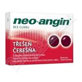 Neo-angin třešeň pastilky 24