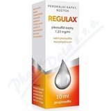 Regulax Pikosulfat kapky 7. 23mg-ml gtt. sol. 1x10ml