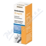 Ambrobene sol. 40ml 7. 5mg-ml