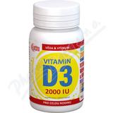 Astina Vitamin D3 2000IU cps. 90