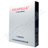 Escapelle por. tbl. nob. 1x1. 5mg
