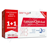 Barnys Koenzym Q10Dual limit. edice cps. 30+30zdarma