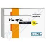 B-komplex forte Generica tbl. 100