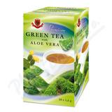 HERBEX PREMIUM Zelený čaj s aloe vera 20x1. 5g